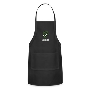 Military Alien - Adjustable Apron
