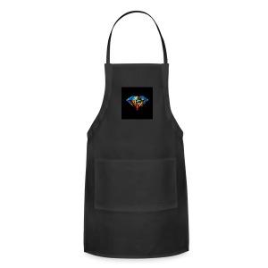 Dimond hoodie - Adjustable Apron