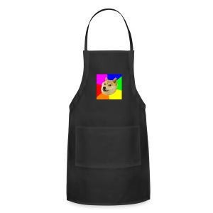 The Doge Games Logo - Adjustable Apron