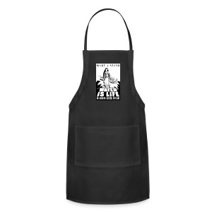 Make A Stand, Water is Life - Adjustable Apron