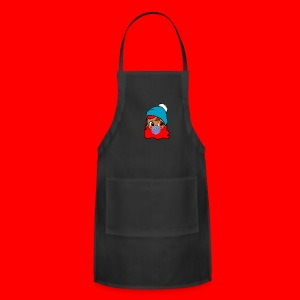 unbothered_girl - Adjustable Apron