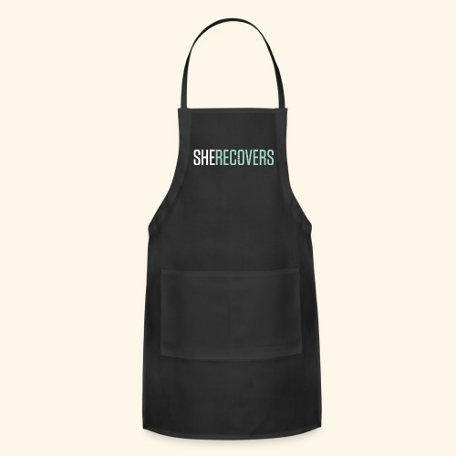 She Recovers - Adjustable Apron