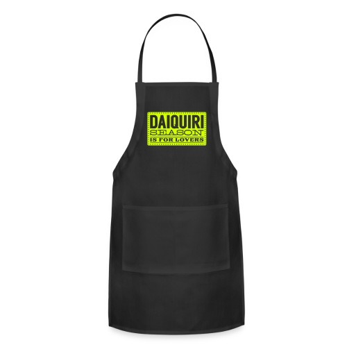 Daiquiri Season 2017 Edition - Adjustable Apron
