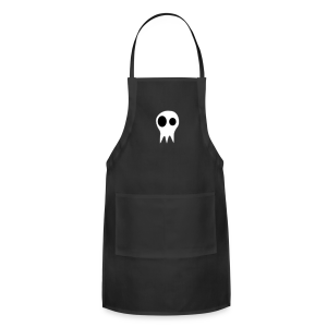 The Grims Skull Logo - Adjustable Apron