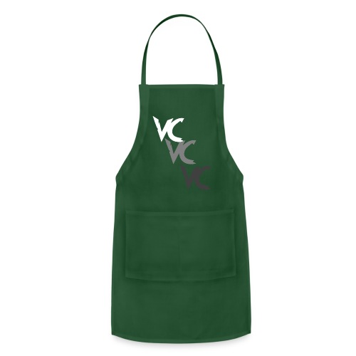 V3L0C1TY Logo Mugs & Drinkware - Adjustable Apron