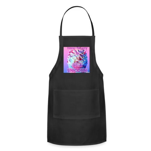 Never To Lazy To Be A Unicorn - Adjustable Apron