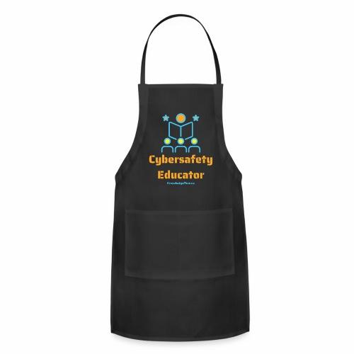 Cybersafety Educator - Adjustable Apron