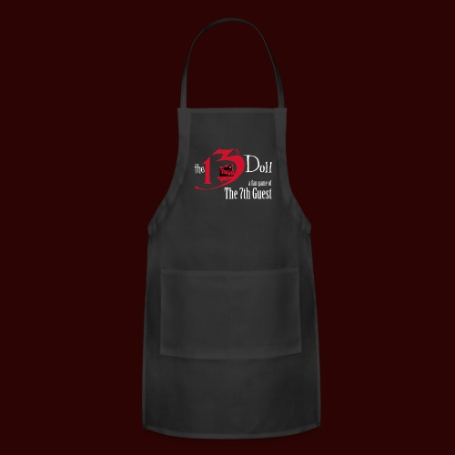 The 13th Doll Logo - Adjustable Apron