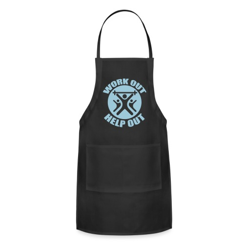 Work Out Help Out- Hat - Adjustable Apron
