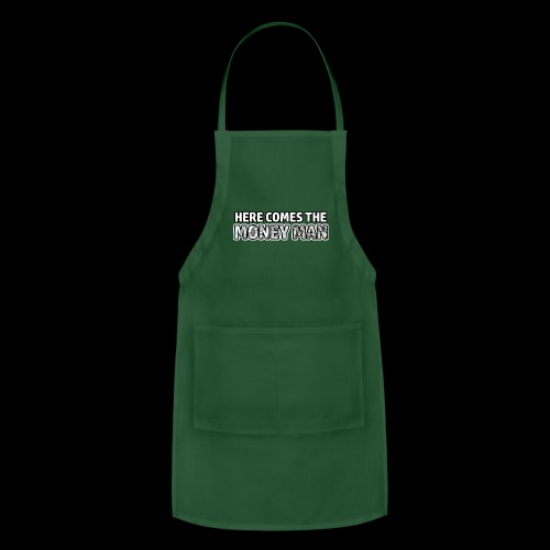 Here Comes The Money Man - Adjustable Apron