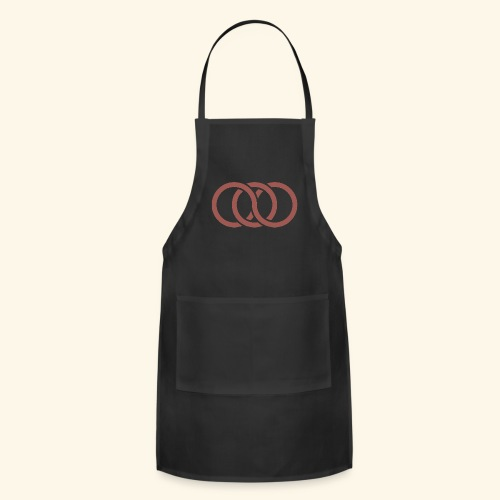 circle paradox - Adjustable Apron