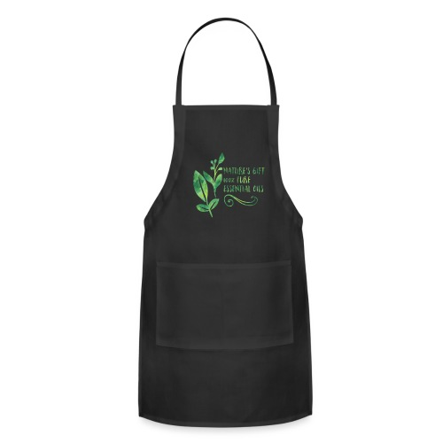 nature's gift essential oils - Adjustable Apron