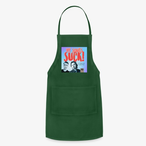 My Songs Suck Cover - Adjustable Apron