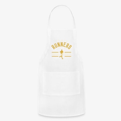 Trail Runners Like It Rough & Dirty - Adjustable Apron