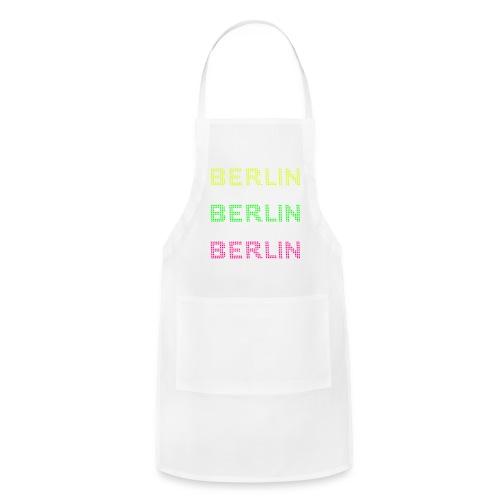 Berlin dots-font - Adjustable Apron