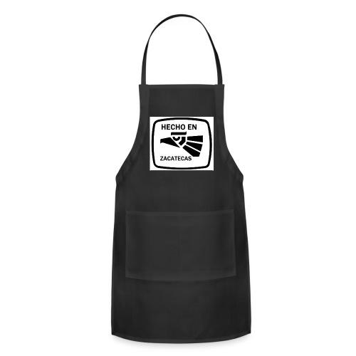 HECHO EN ZACATECAS MADE IN ZACATECAS - Adjustable Apron