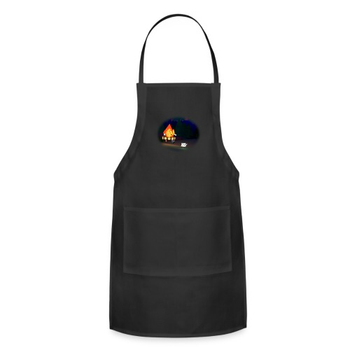 'Round the Campfire - Adjustable Apron