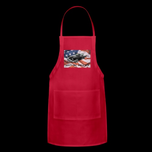 World's Best Muscle Cars - Adjustable Apron