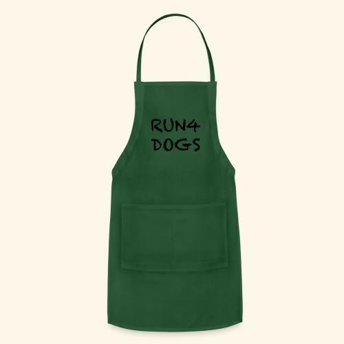 RUN4DOGS NAME - Adjustable Apron