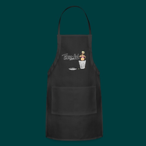Trash Act - Adjustable Apron