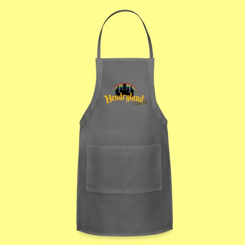 HENDRYLAND logo Merch - Adjustable Apron