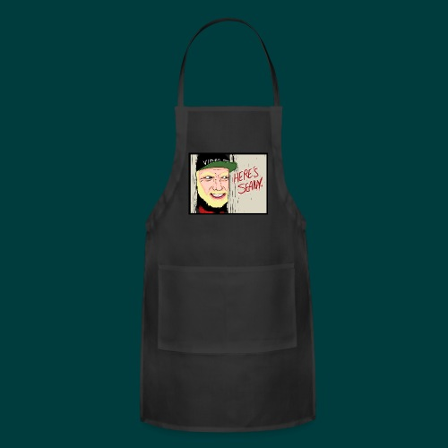 Here's Seany - Adjustable Apron