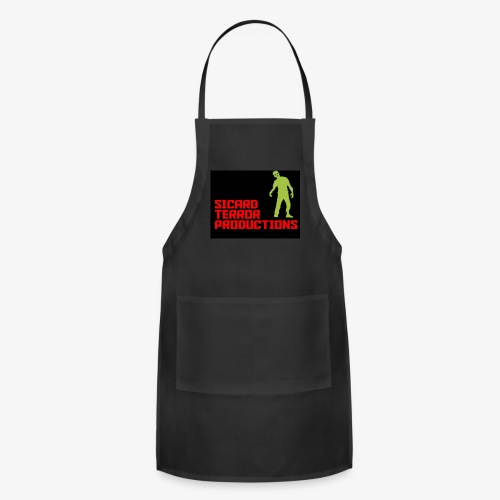 Sicard Terror Productions Merchandise - Adjustable Apron