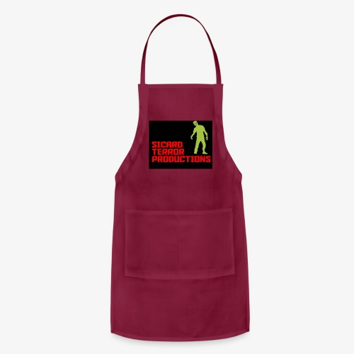 Sicard Terror Productions Merchandise - Adjustable Apron