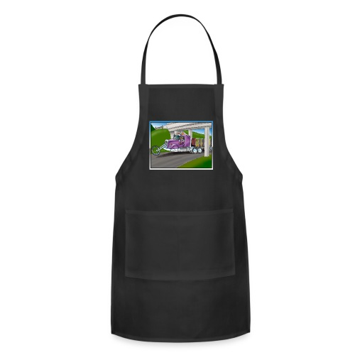 Truck Trike - Adjustable Apron