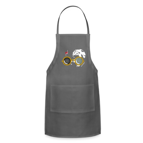 Spotted.Horse Open - Adjustable Apron