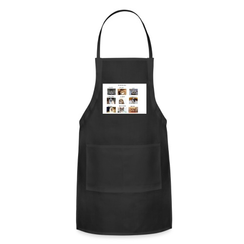 MOOD BOARD - Adjustable Apron