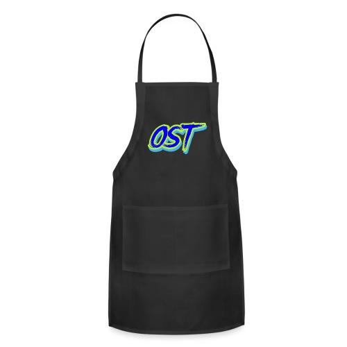 Ost Logo - Adjustable Apron