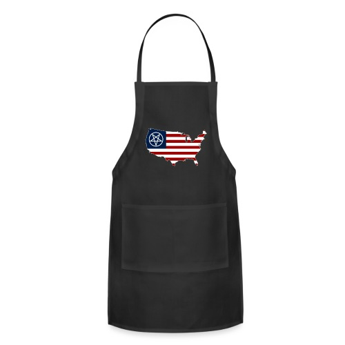 United Satanic America - Adjustable Apron