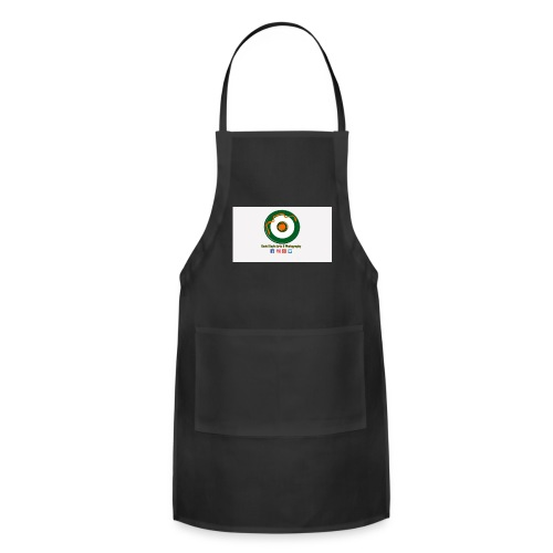 David Doyle Arts & Photography Logo - Adjustable Apron