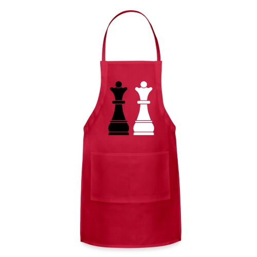 Chess Queens - Adjustable Apron