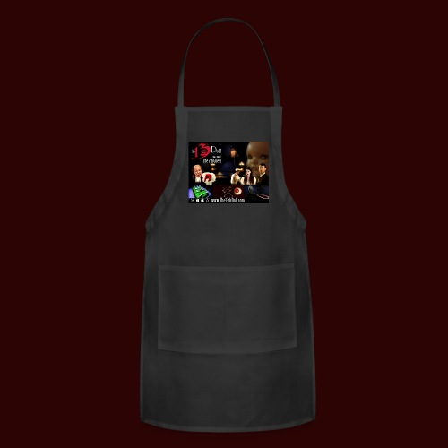 The 13th Doll Cast and Puzzles - Adjustable Apron