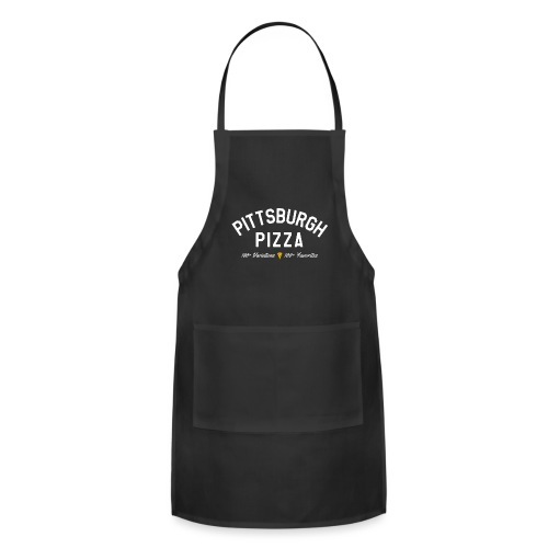 Pittsburgh Pizza - Adjustable Apron