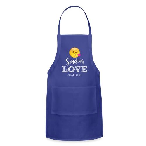 Sending Love - Adjustable Apron