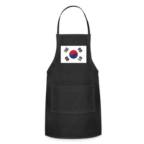 Korea's Unique Situation - Adjustable Apron