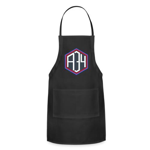 Adrian 34 LOGO - Adjustable Apron
