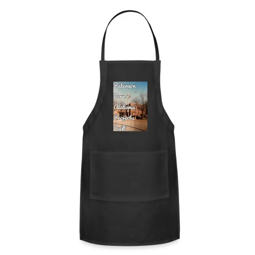Paterson Born Alabama Projects Built - Adjustable Apron