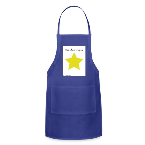 Hi I'm Ronald Seegers Collection-We Are Stars - Adjustable Apron