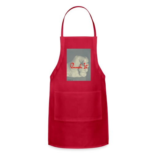 Punch it by Duchess W - Adjustable Apron