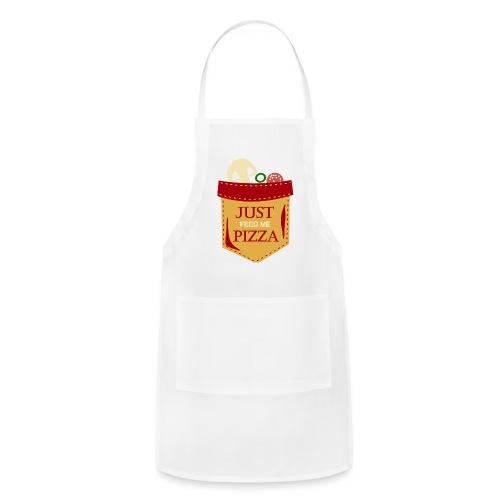 Just feed me pizza - Adjustable Apron