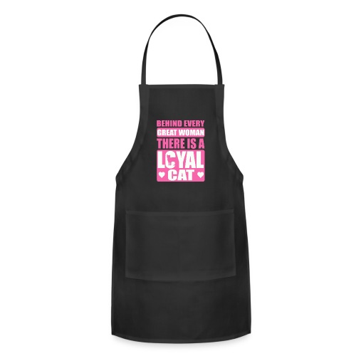 Hoodie & T-shirt For Cat Lovers - Adjustable Apron