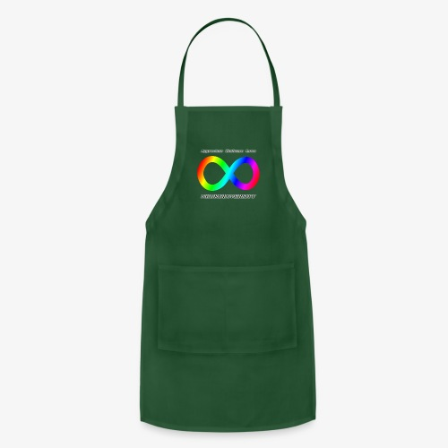 Embrace Neurodiversity - Adjustable Apron