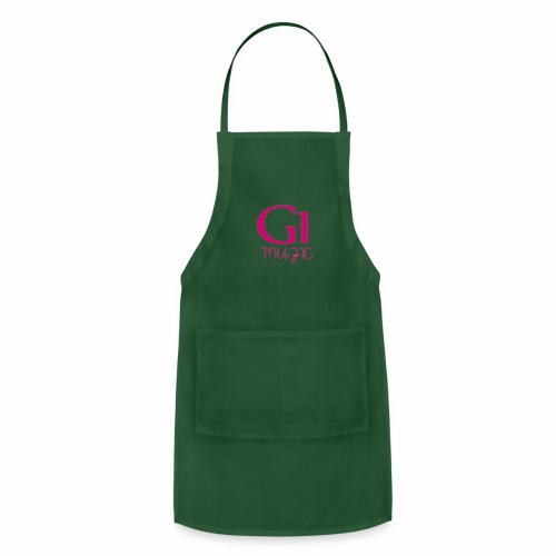Pink G1 Muzic - Adjustable Apron