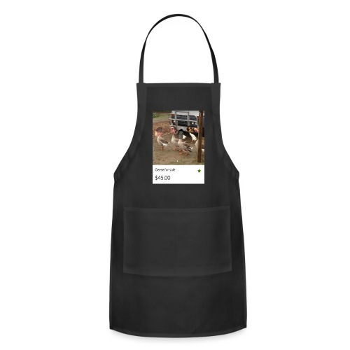 the___gaggle - Adjustable Apron