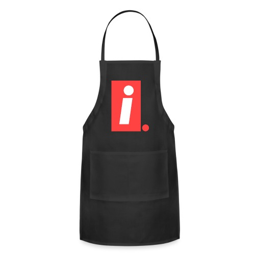 Ideal I logo - Adjustable Apron