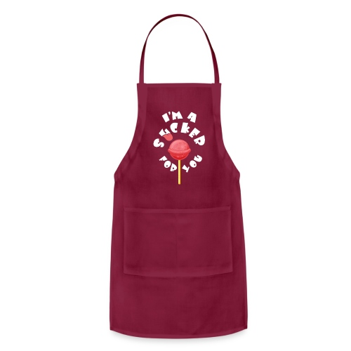 Im A Sucker For You - Adjustable Apron